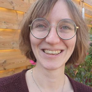 Charlotte Delage, Ph.D.
